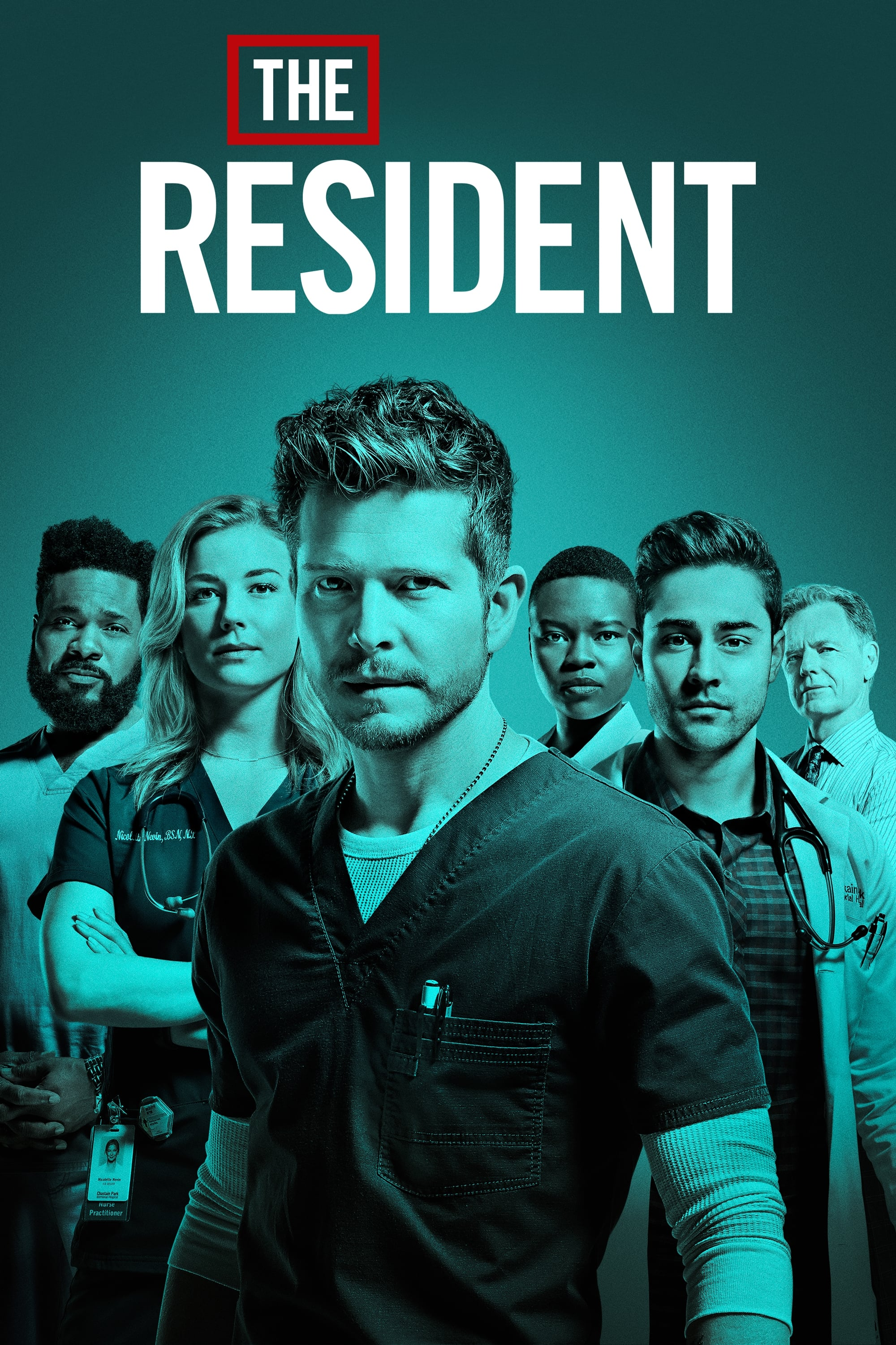 The Resident series tv complet