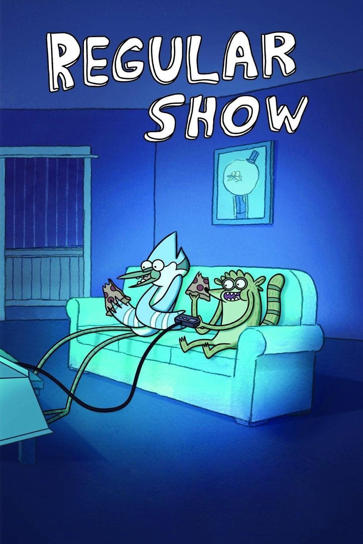 Regular Show series tv complet