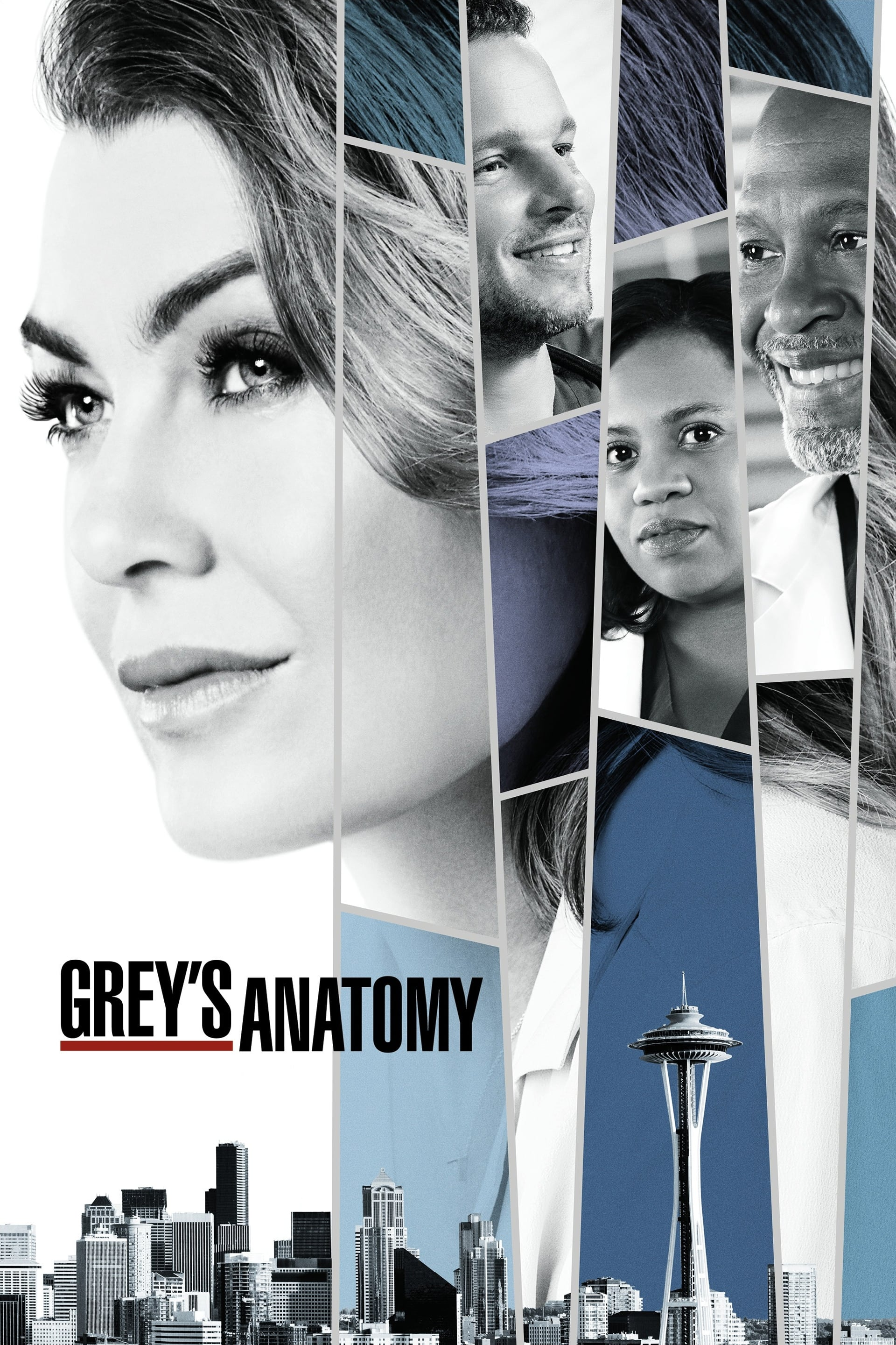 Grey's Anatomy series tv complet