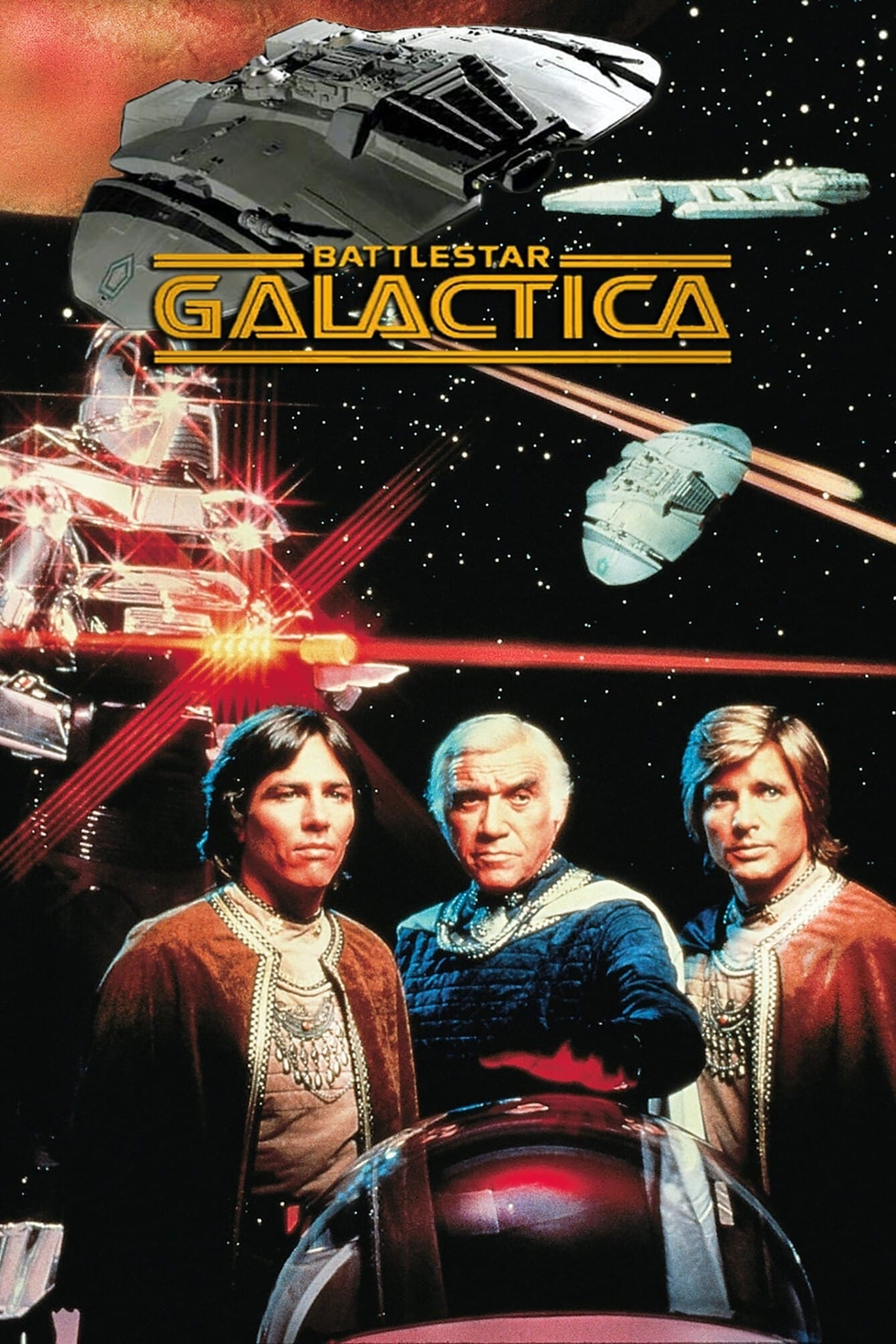 Battlestar Galactica series tv complet