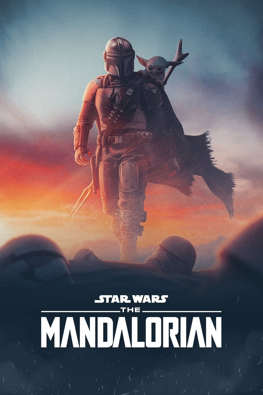 The Mandalorian series tv complet