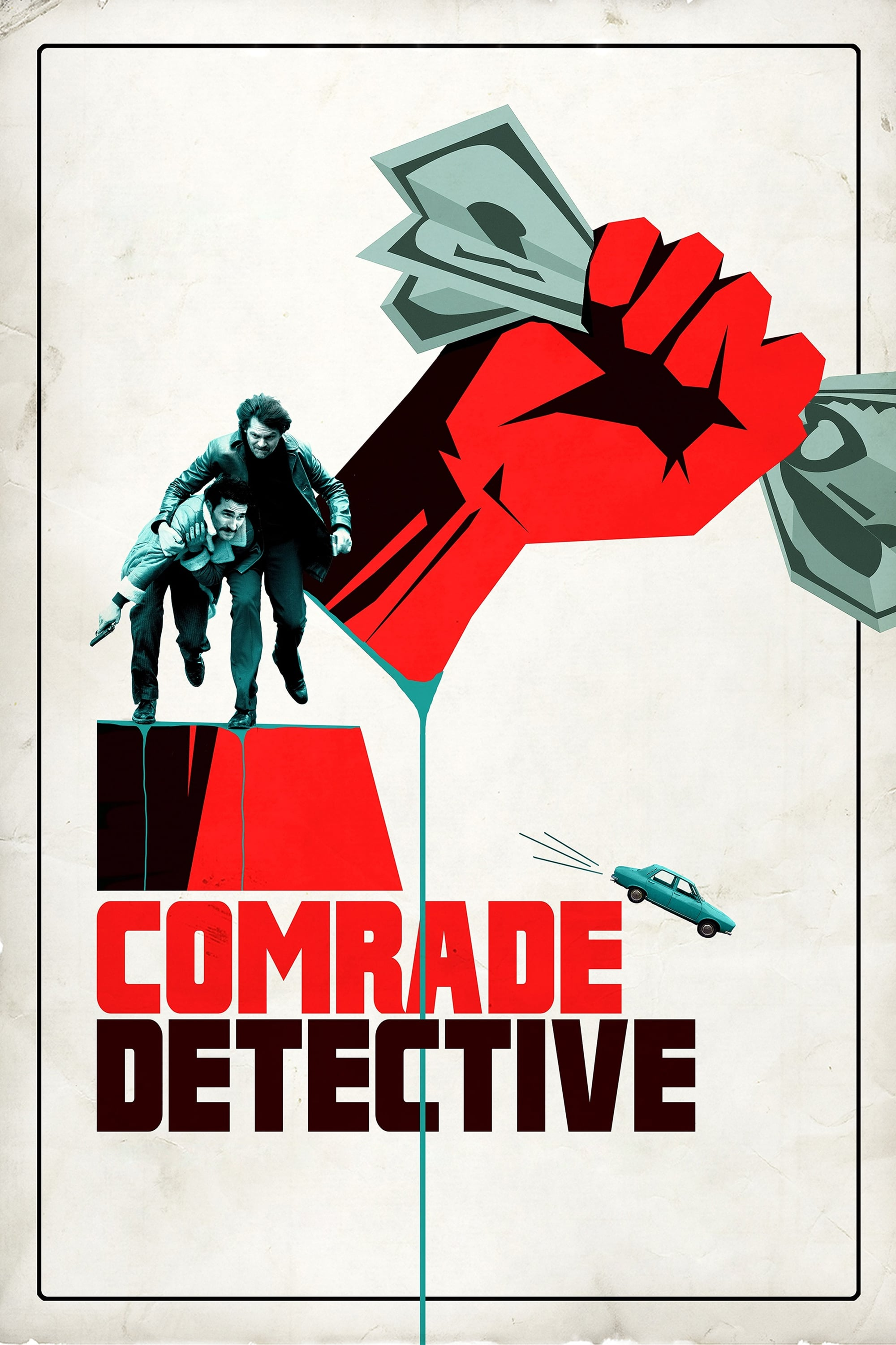 Comrade Detective series tv complet
