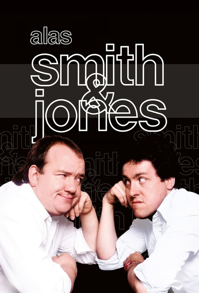 Alas Smith and Jones series tv complet