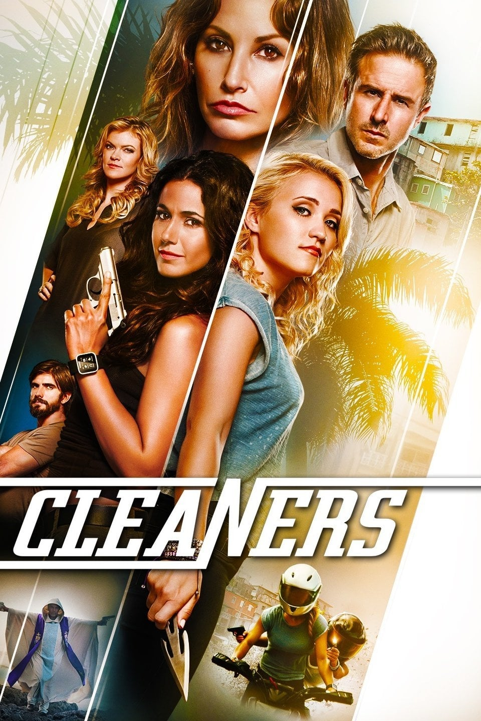 Cleaners series tv complet