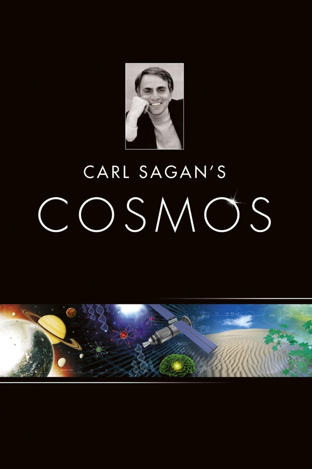Cosmos: A Personal Voyage series tv complet