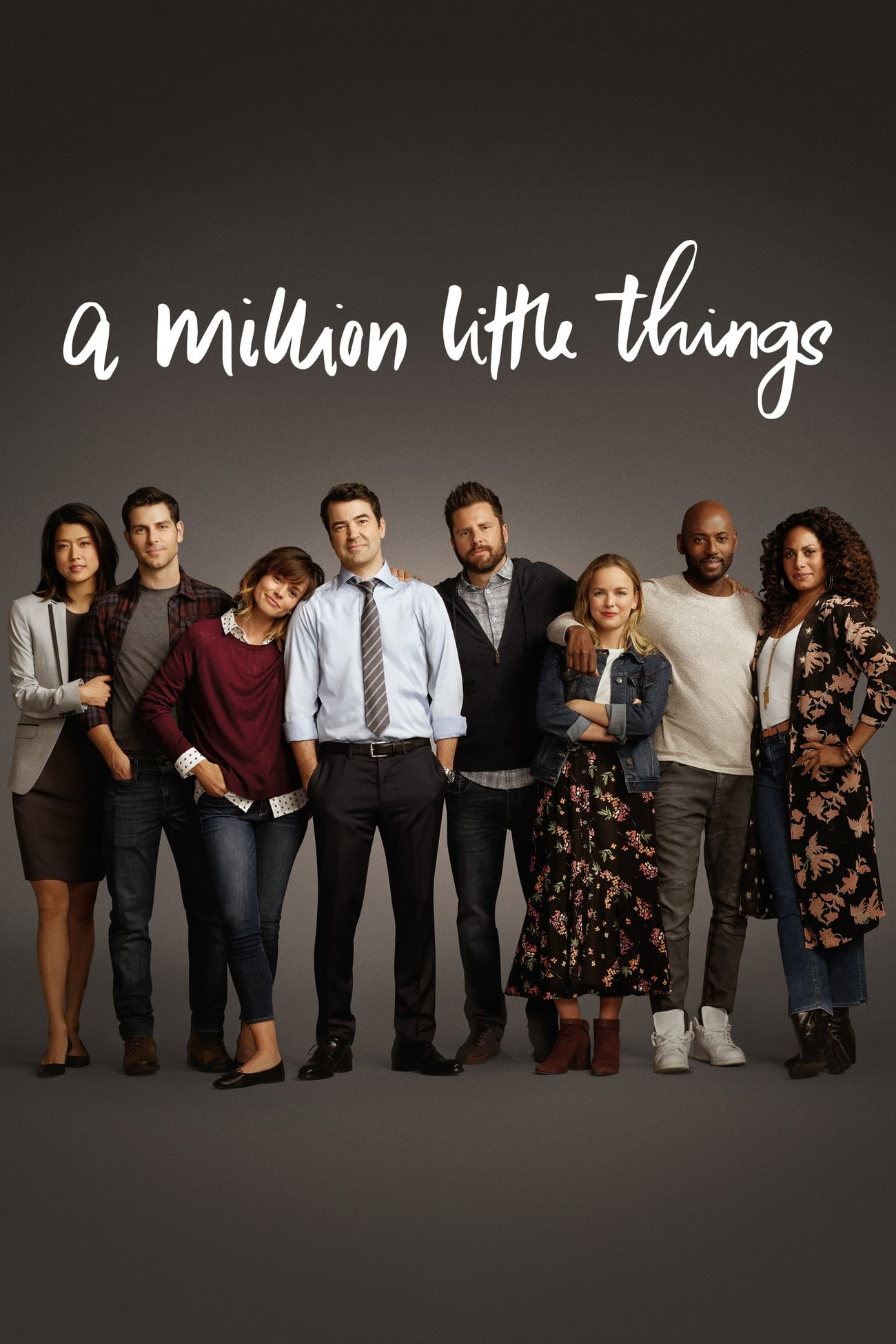A Million Little Things series tv complet