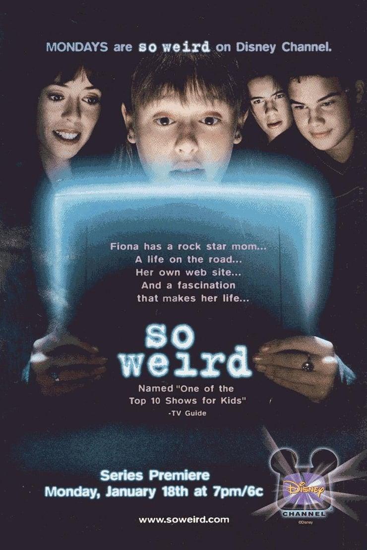 So Weird series tv complet