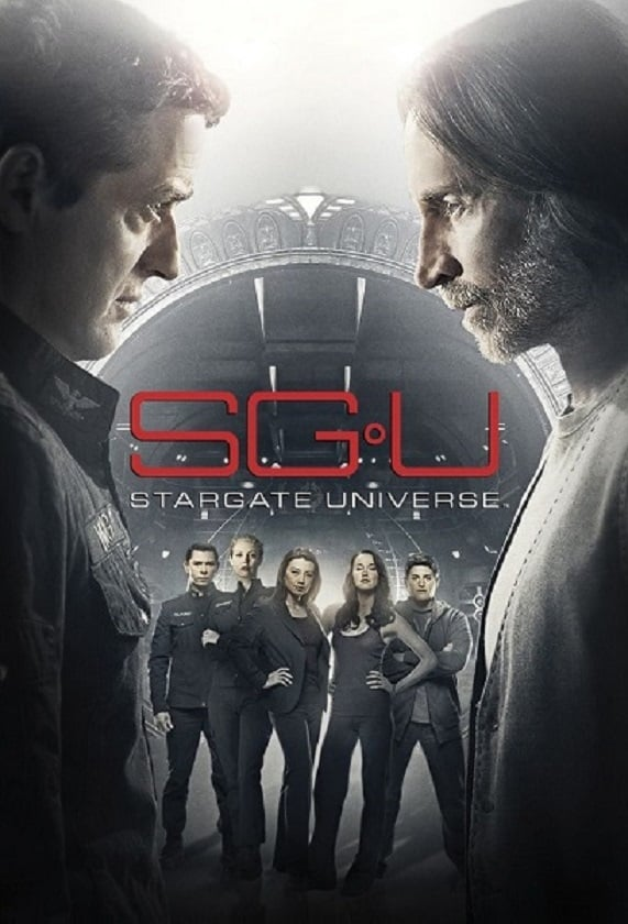 Stargate Universe series tv complet