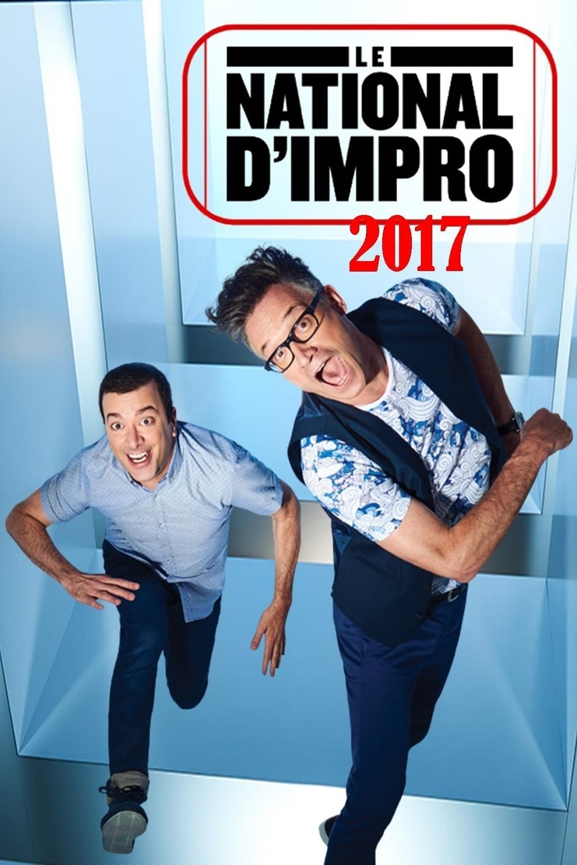 Le National d'impro 2017 series tv complet