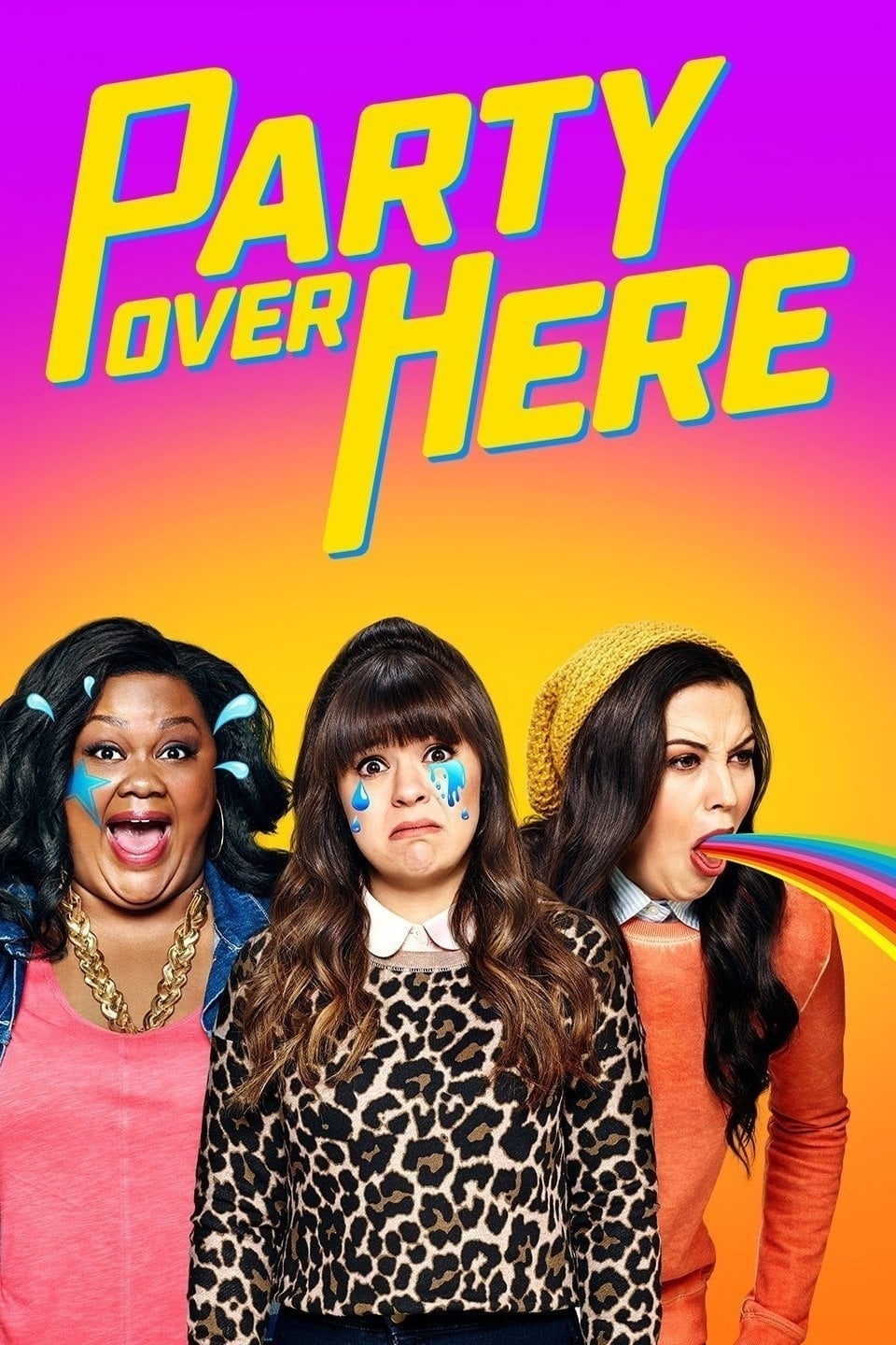 Party Over Here series tv complet