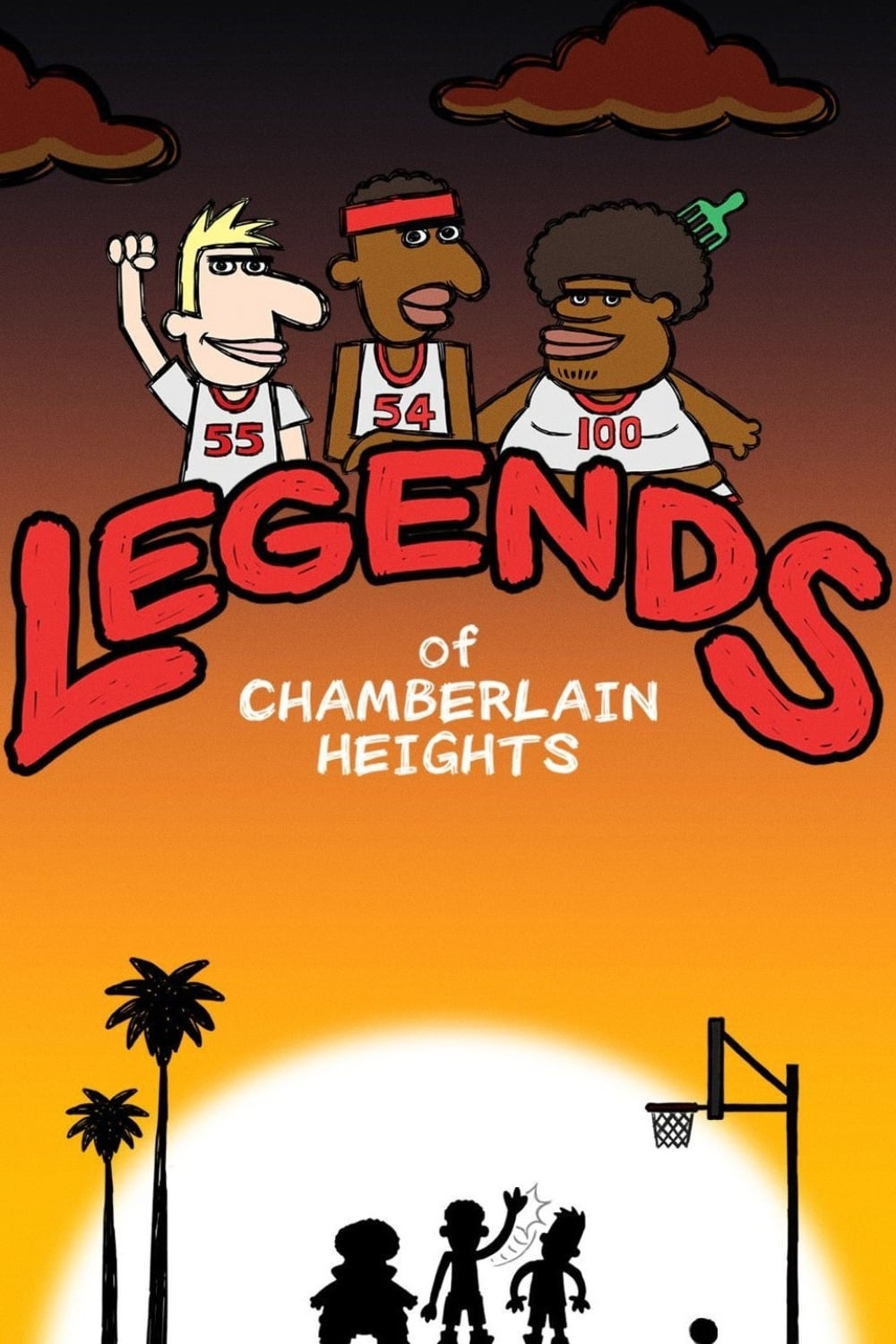 Legends of Chamberlain Heights series tv complet