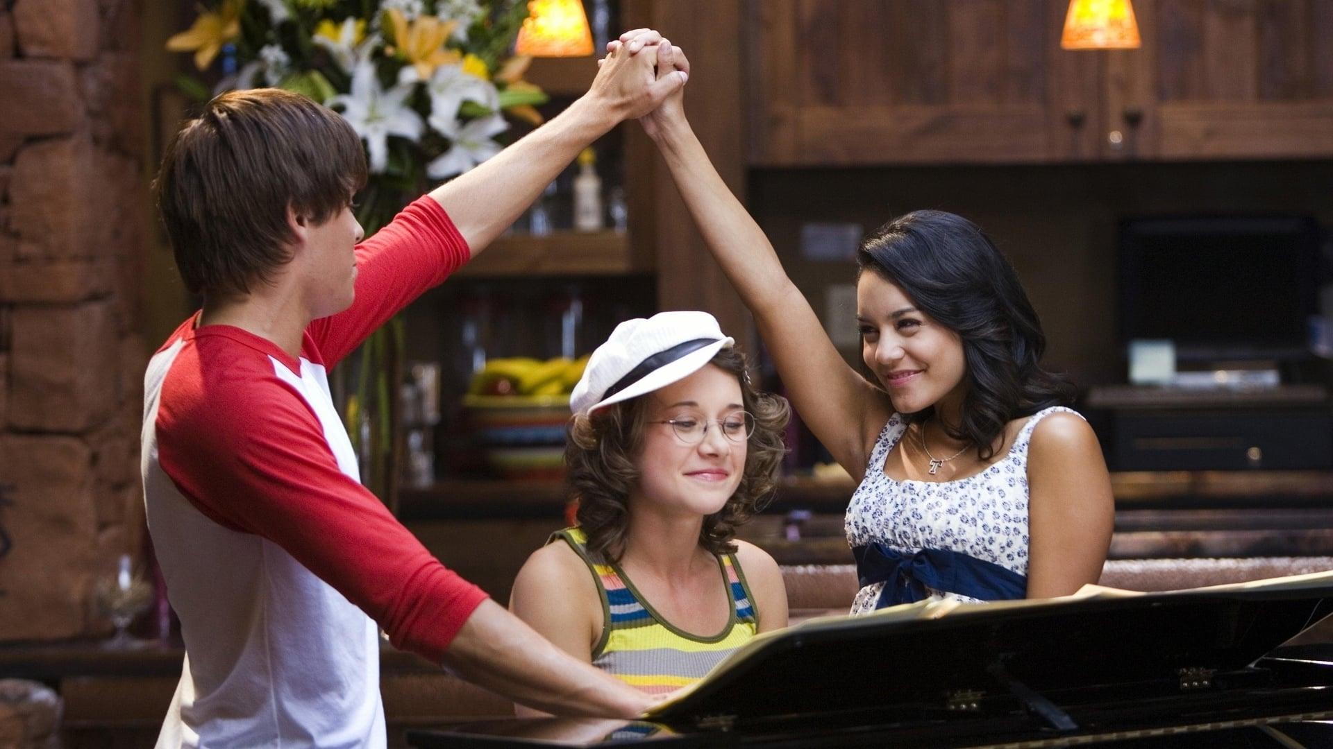 High School Musical Full Movie