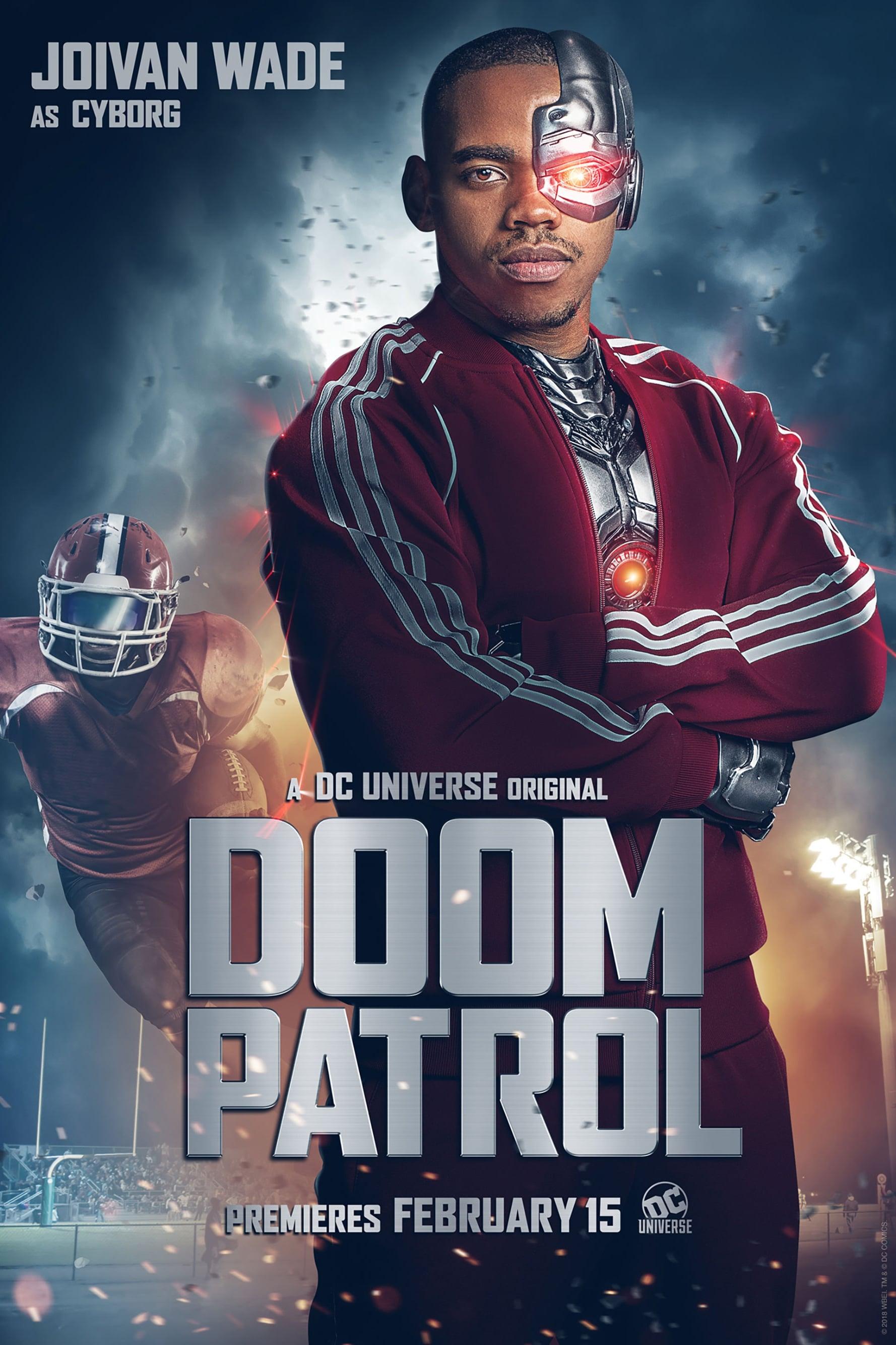 Doom Patrol series tv complet