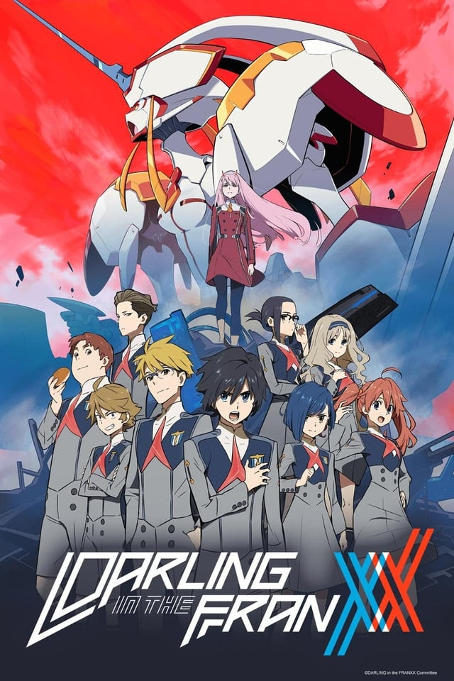Darling In The FranXX series tv complet