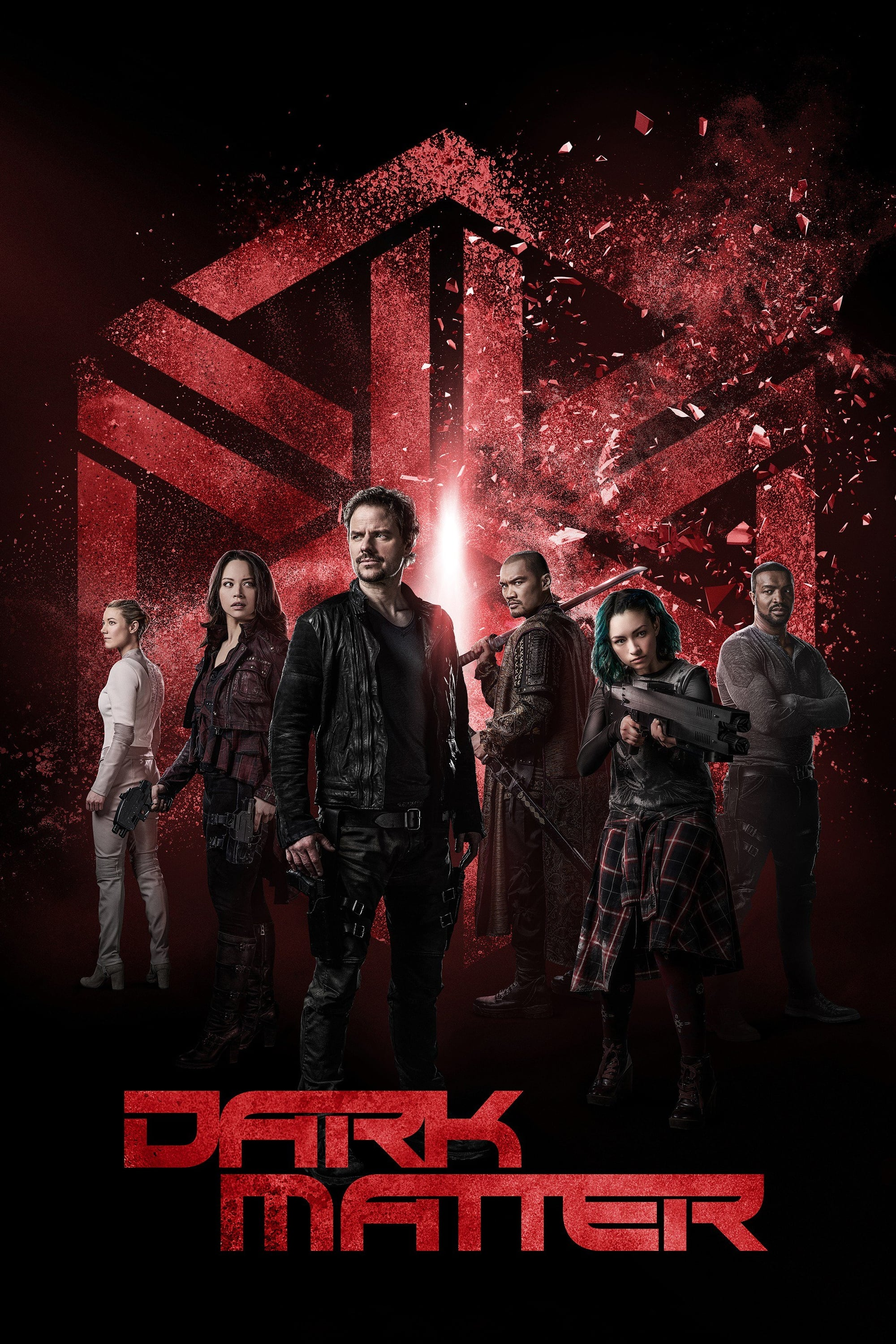 Dark Matter series tv complet