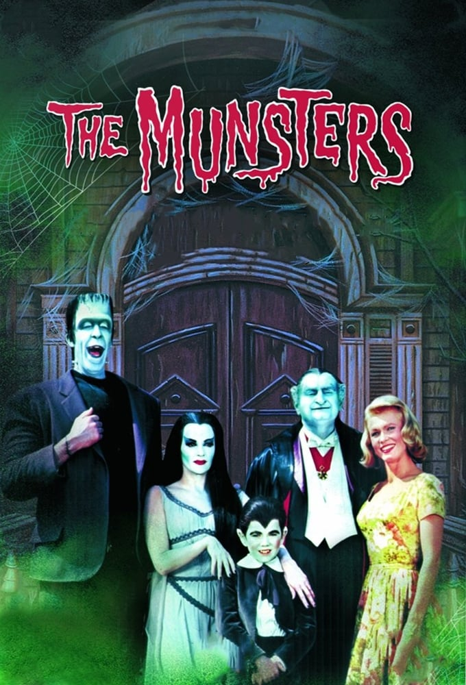 The Munsters series tv complet