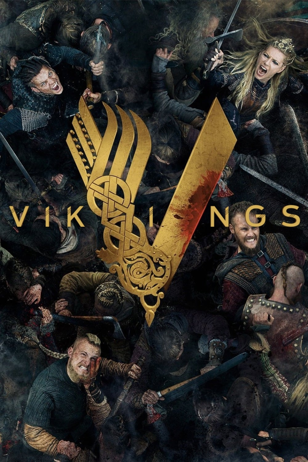 Vikings series tv complet