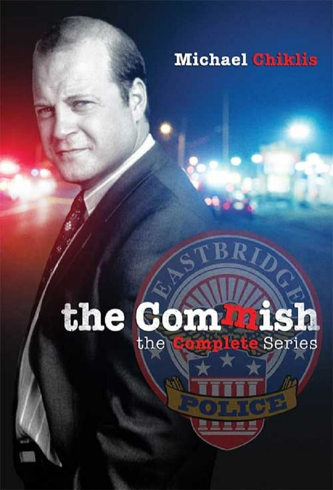 The Commish series tv complet