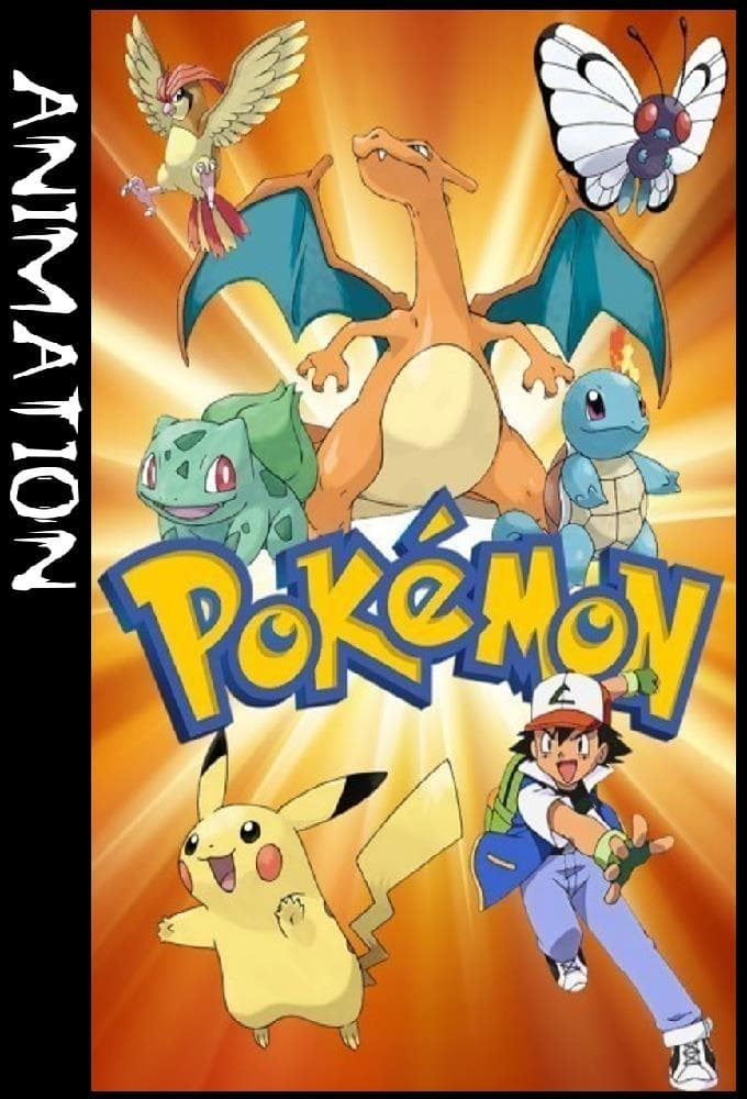 Pokémon series tv complet