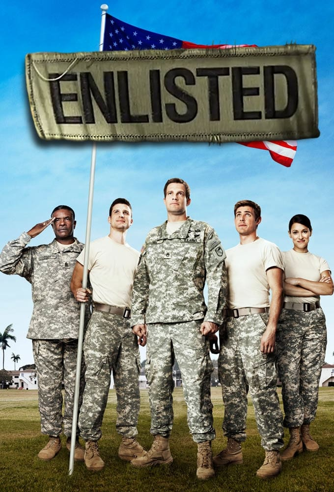 Enlisted series tv complet
