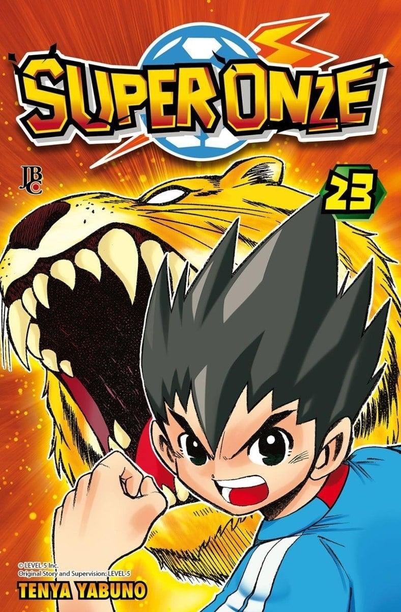 Inazuma Eleven series tv complet