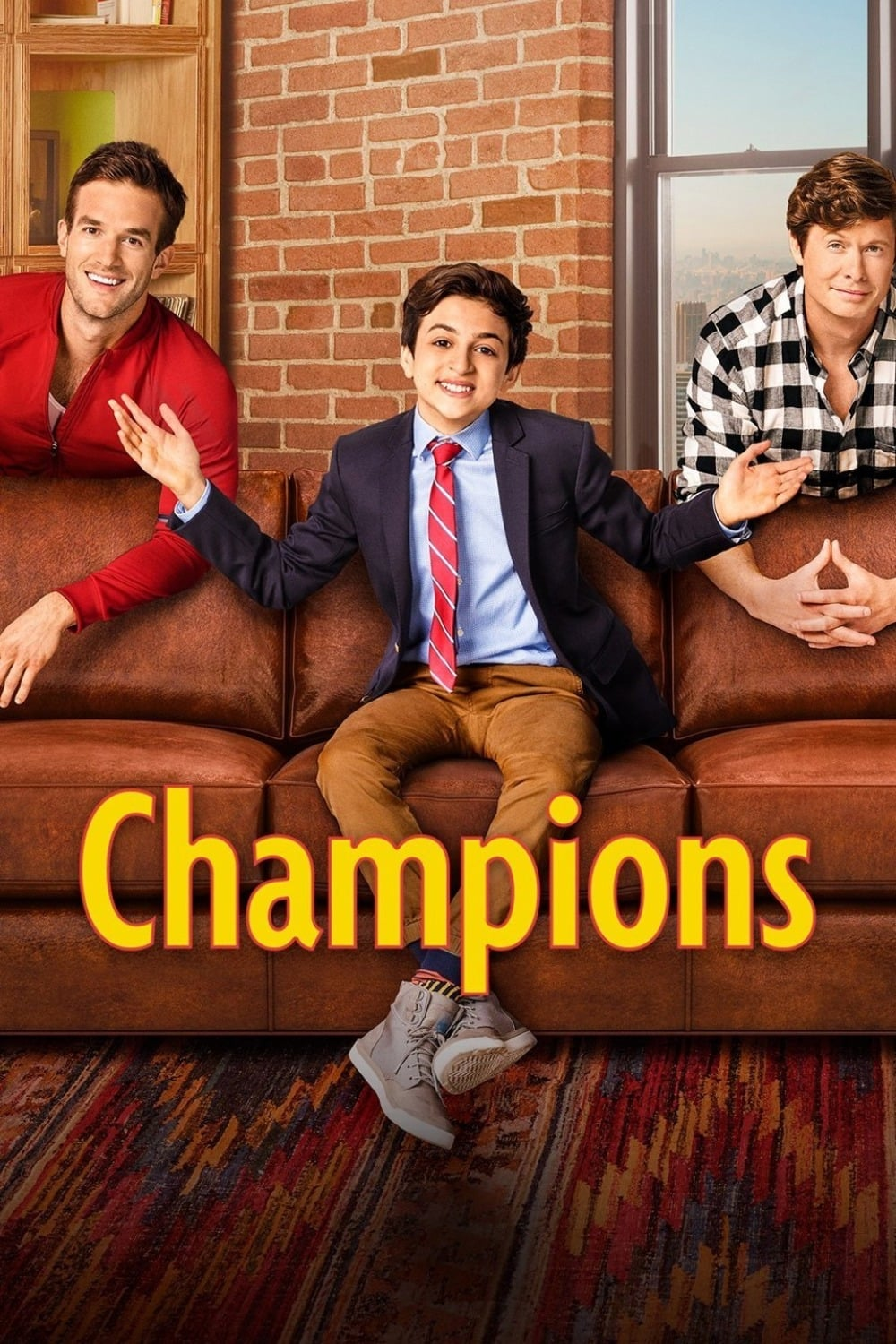 Champions series tv complet