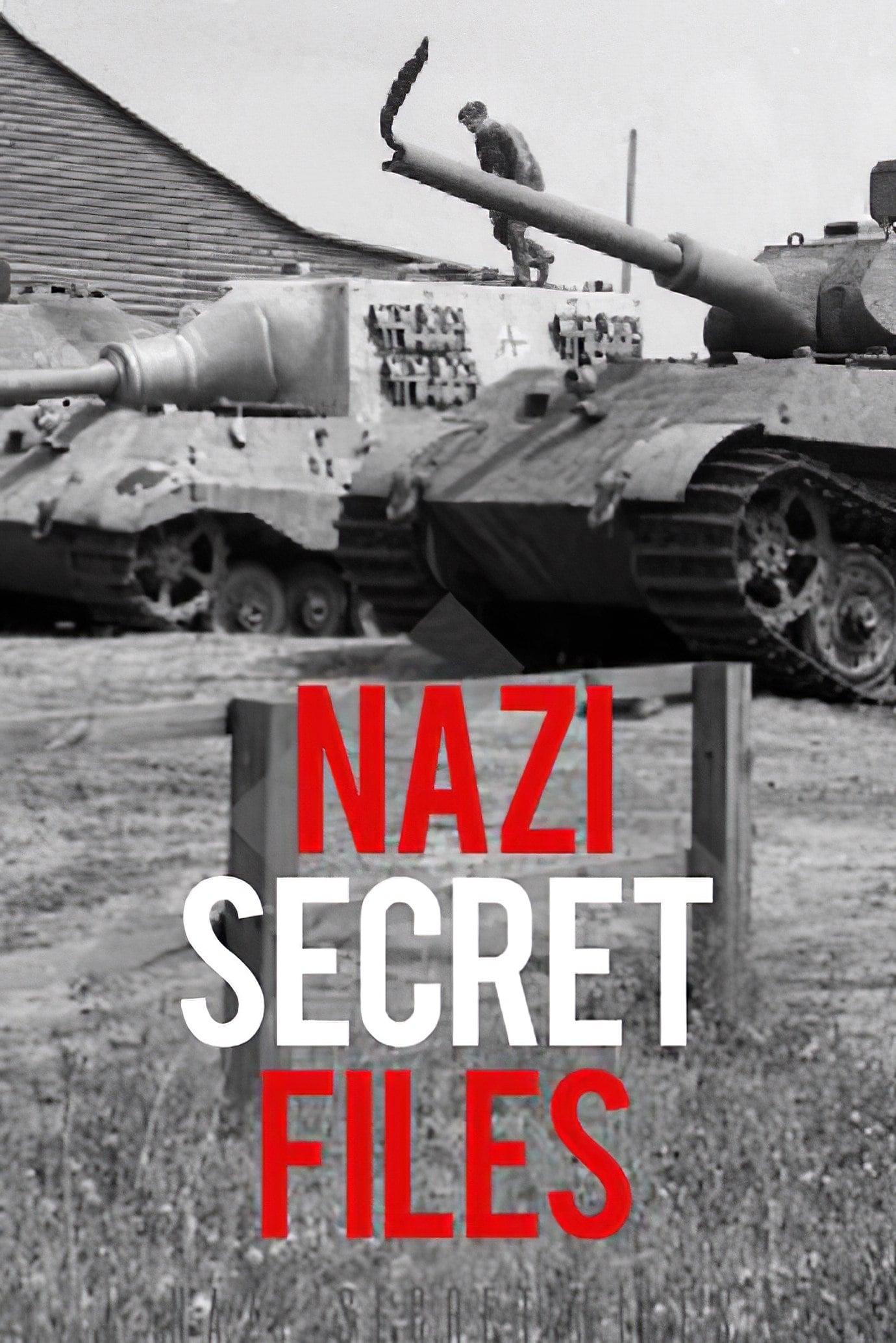 Nazi Secret Files series tv complet