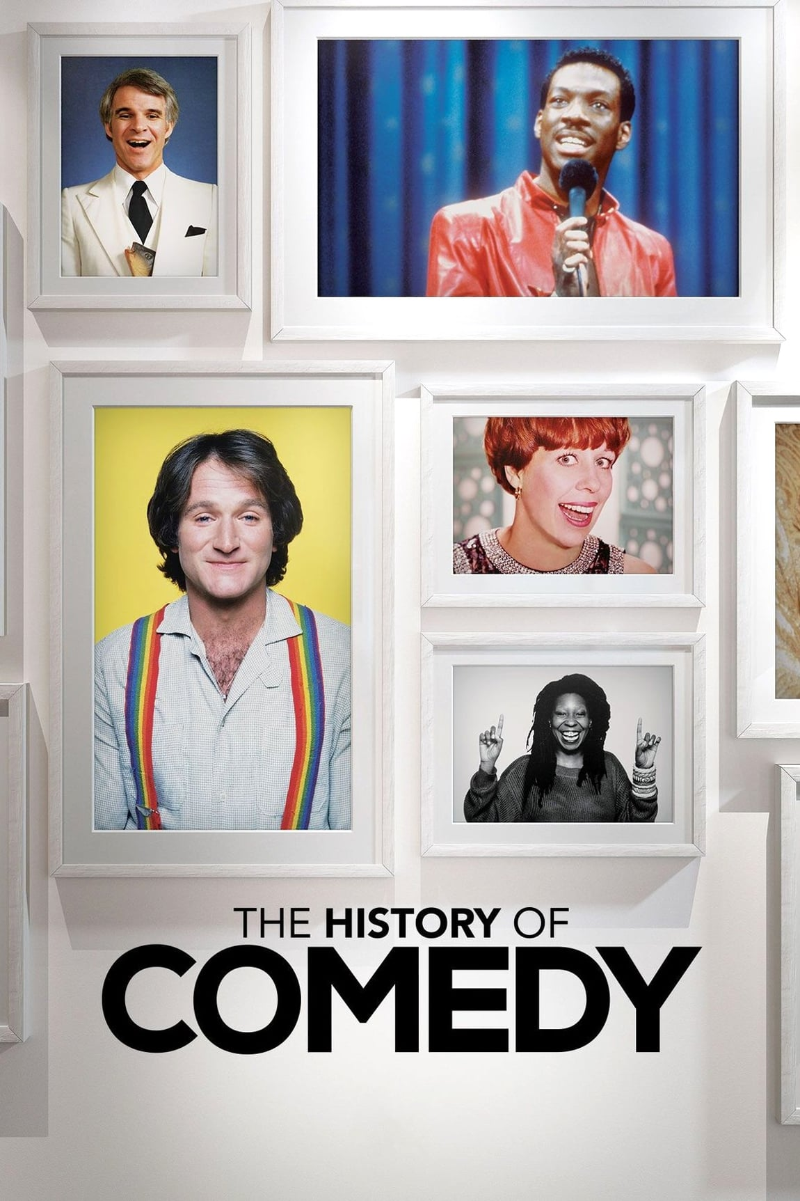 The History of Comedy series tv complet