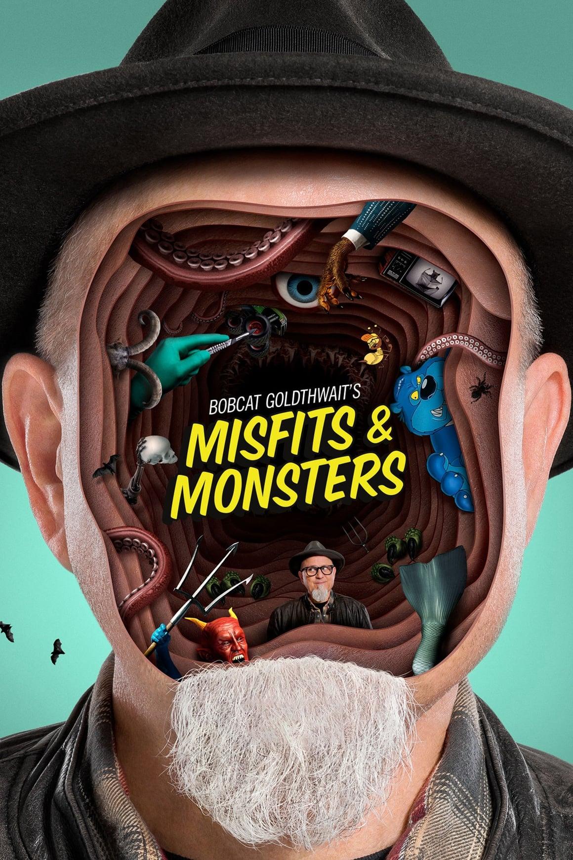 Bobcat Goldthwait's Misfits & Monsters series tv complet
