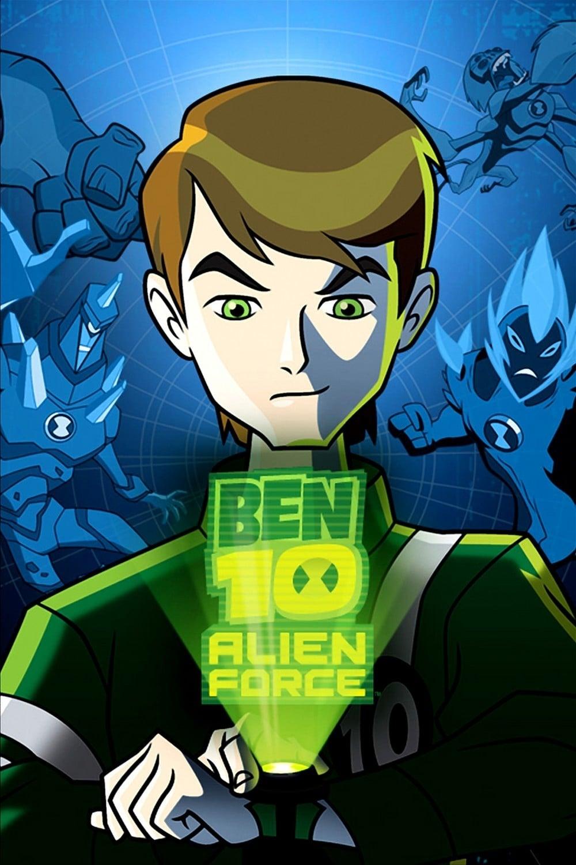 Ben 10: Alien Force series tv complet