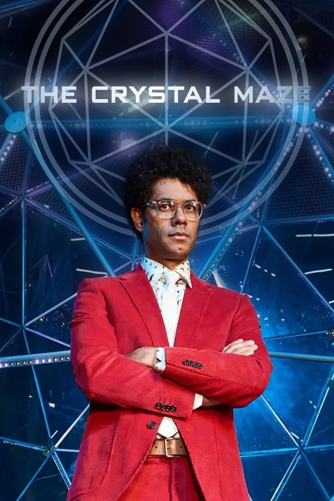The Crystal Maze series tv complet