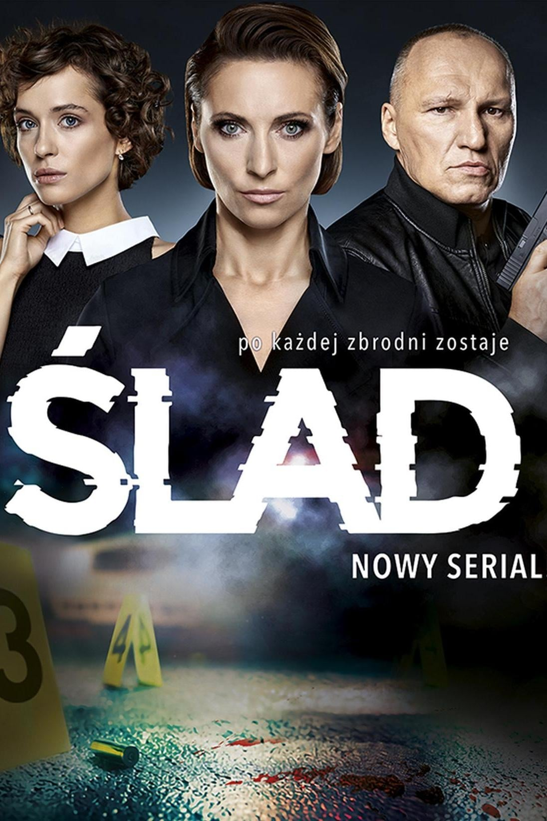 Ślad series tv complet