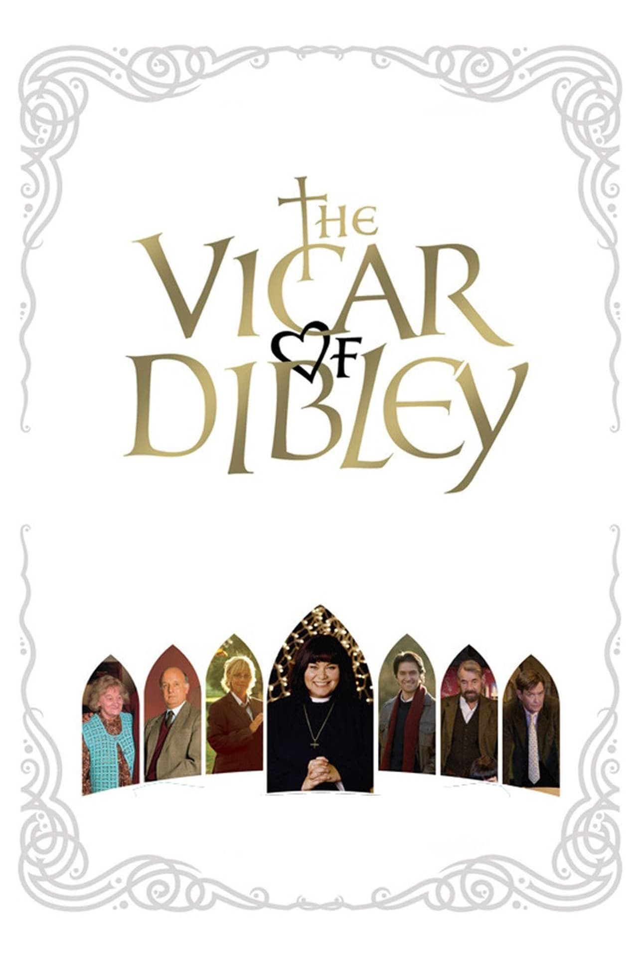 The Vicar of Dibley series tv complet