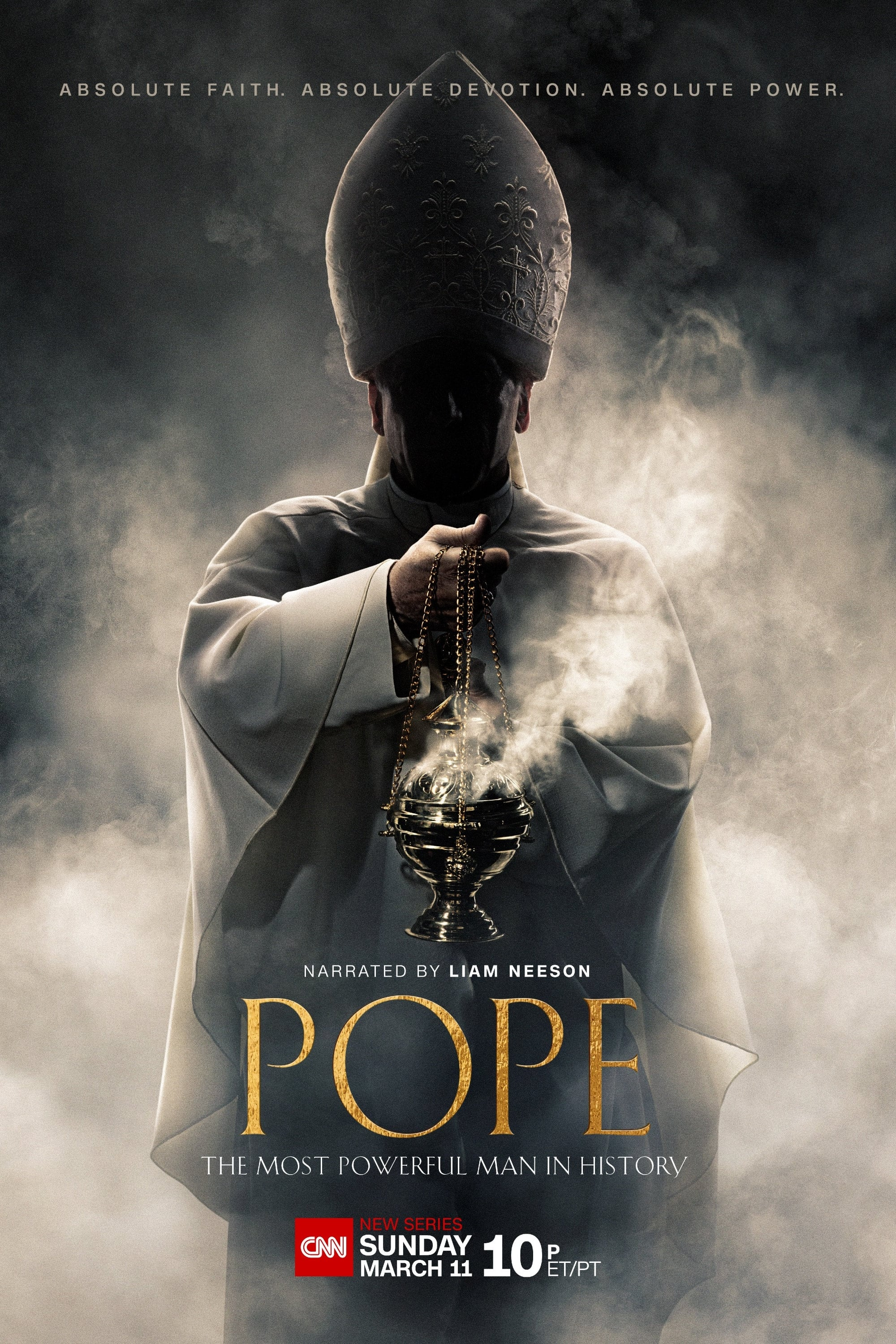 Pope: The Most Powerful Man in History series tv complet