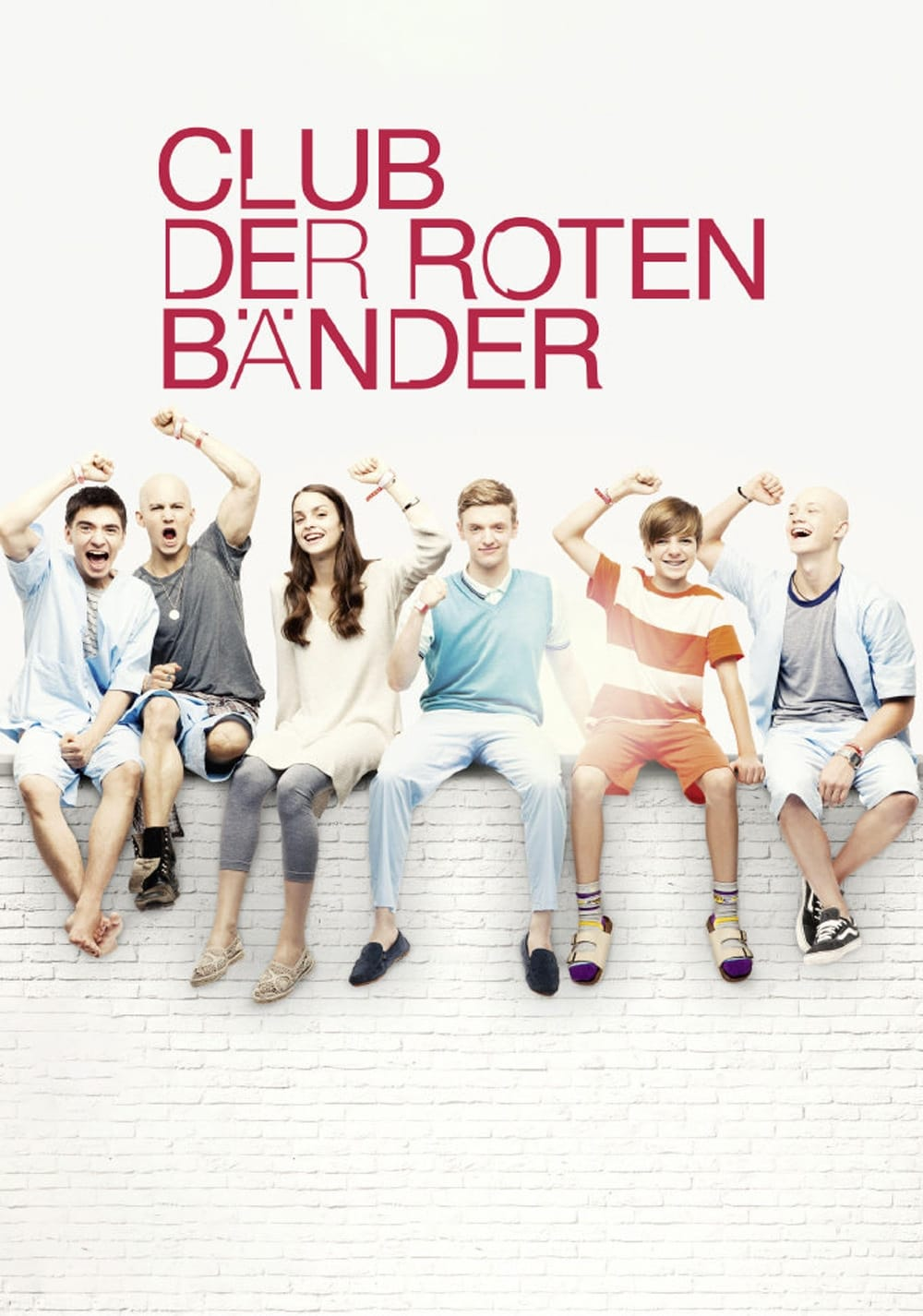 Club der roten Bänder series tv complet