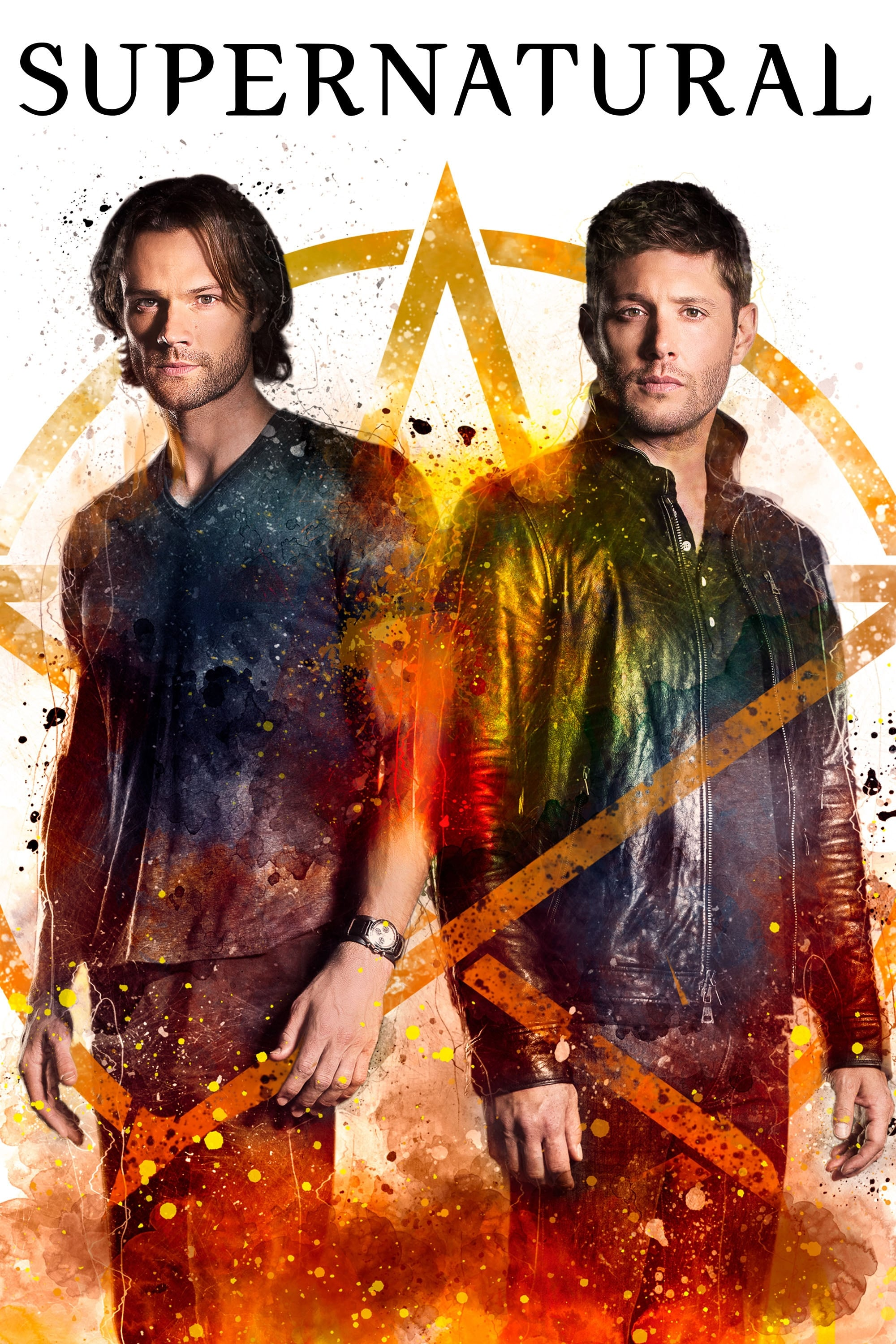 Supernatural series tv complet