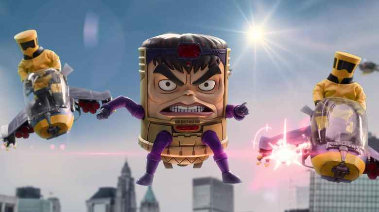 Watch Marvel's M.O.D.O.K. - Season 1 Episode 1 : If This Be… M.O.D.O.K.!  Online | TV Shows & Movies