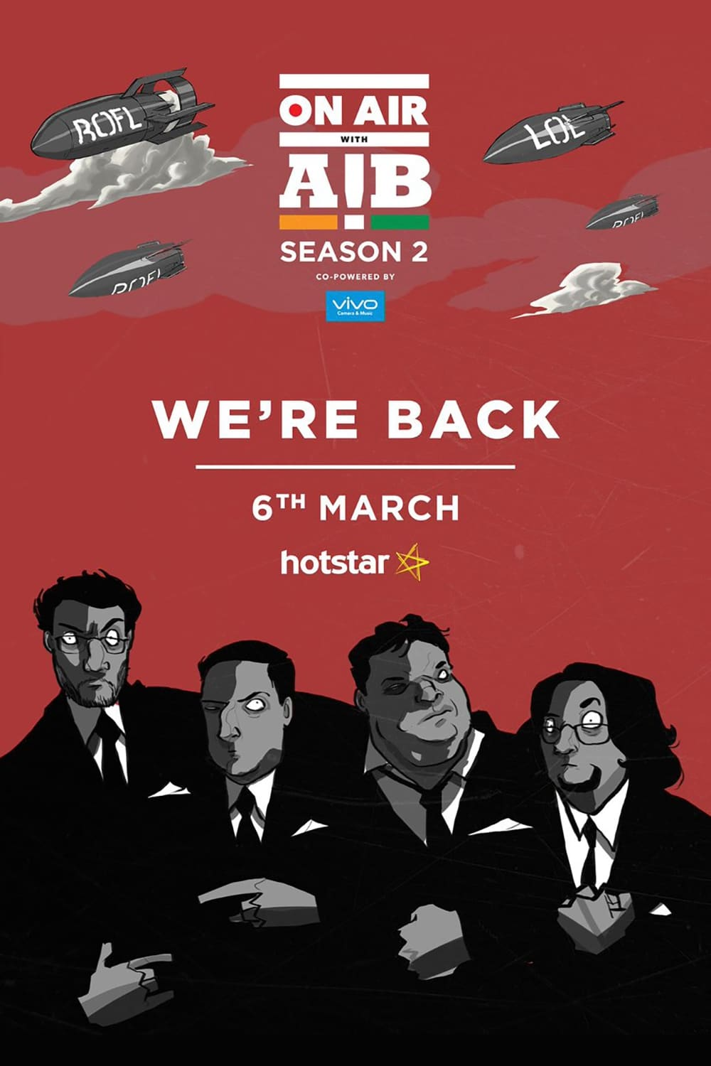On Air With AIB series tv complet