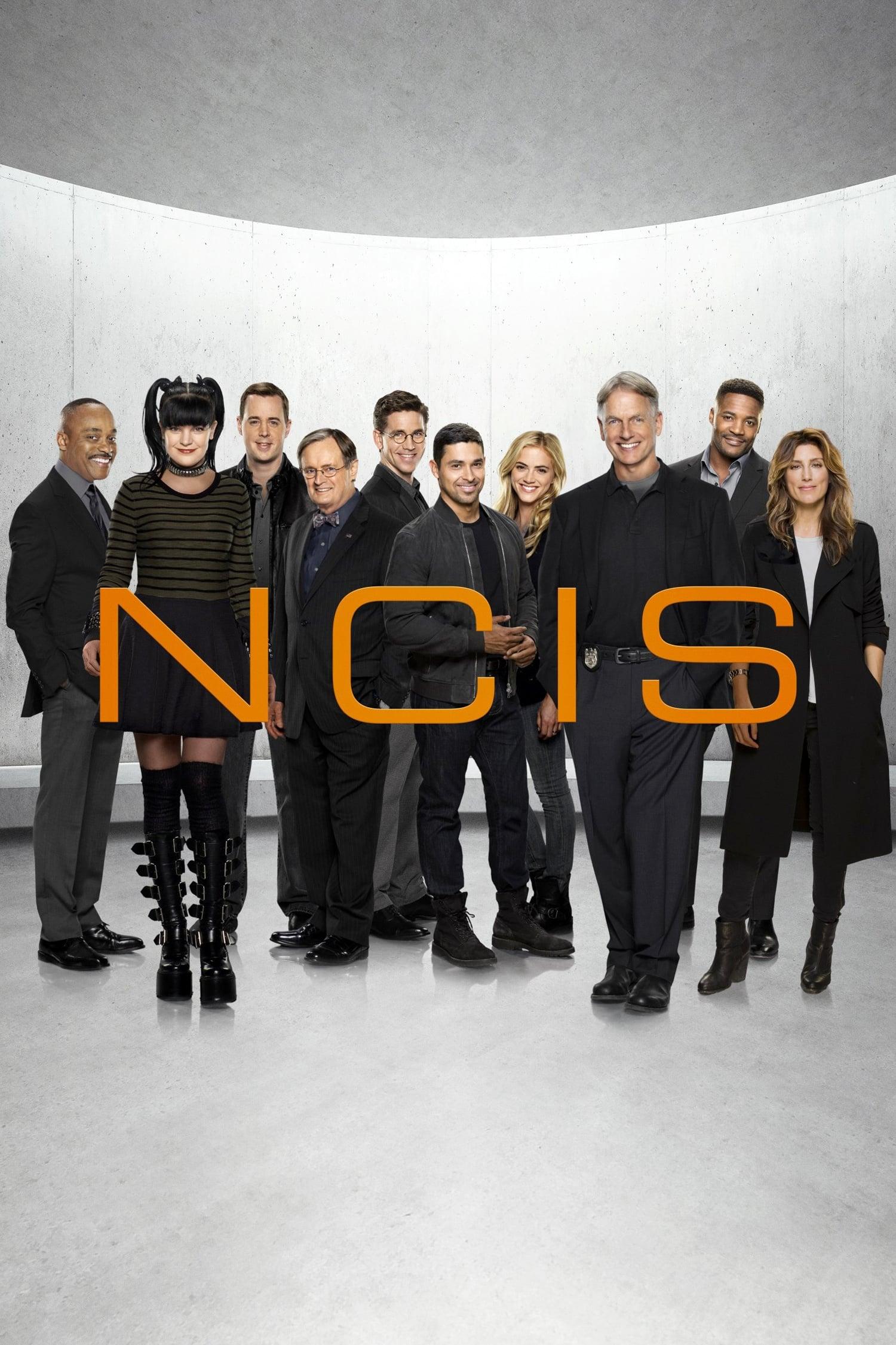 NCIS: Enquêtes Spéciales series tv complet