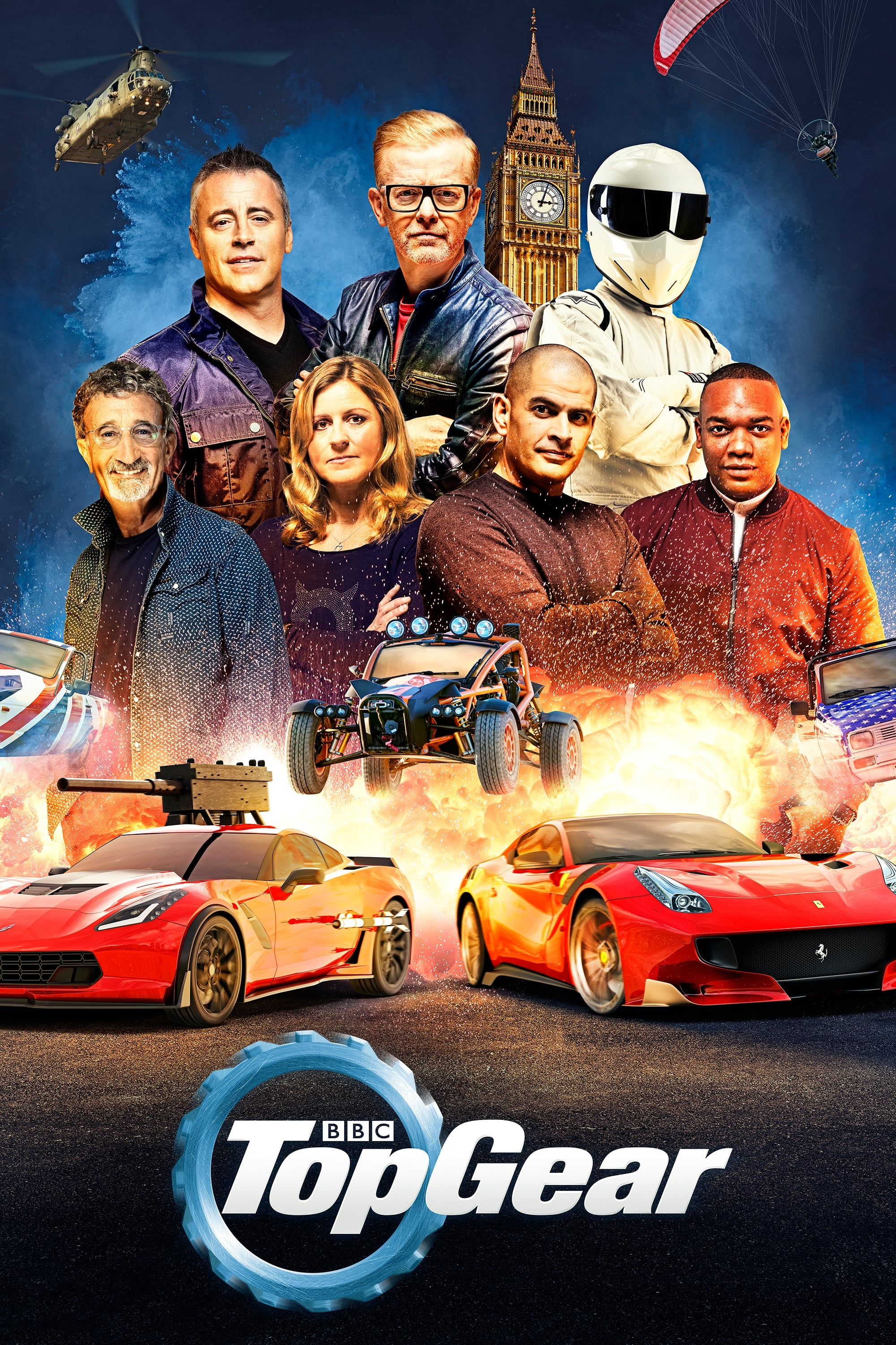 Top Gear series tv complet