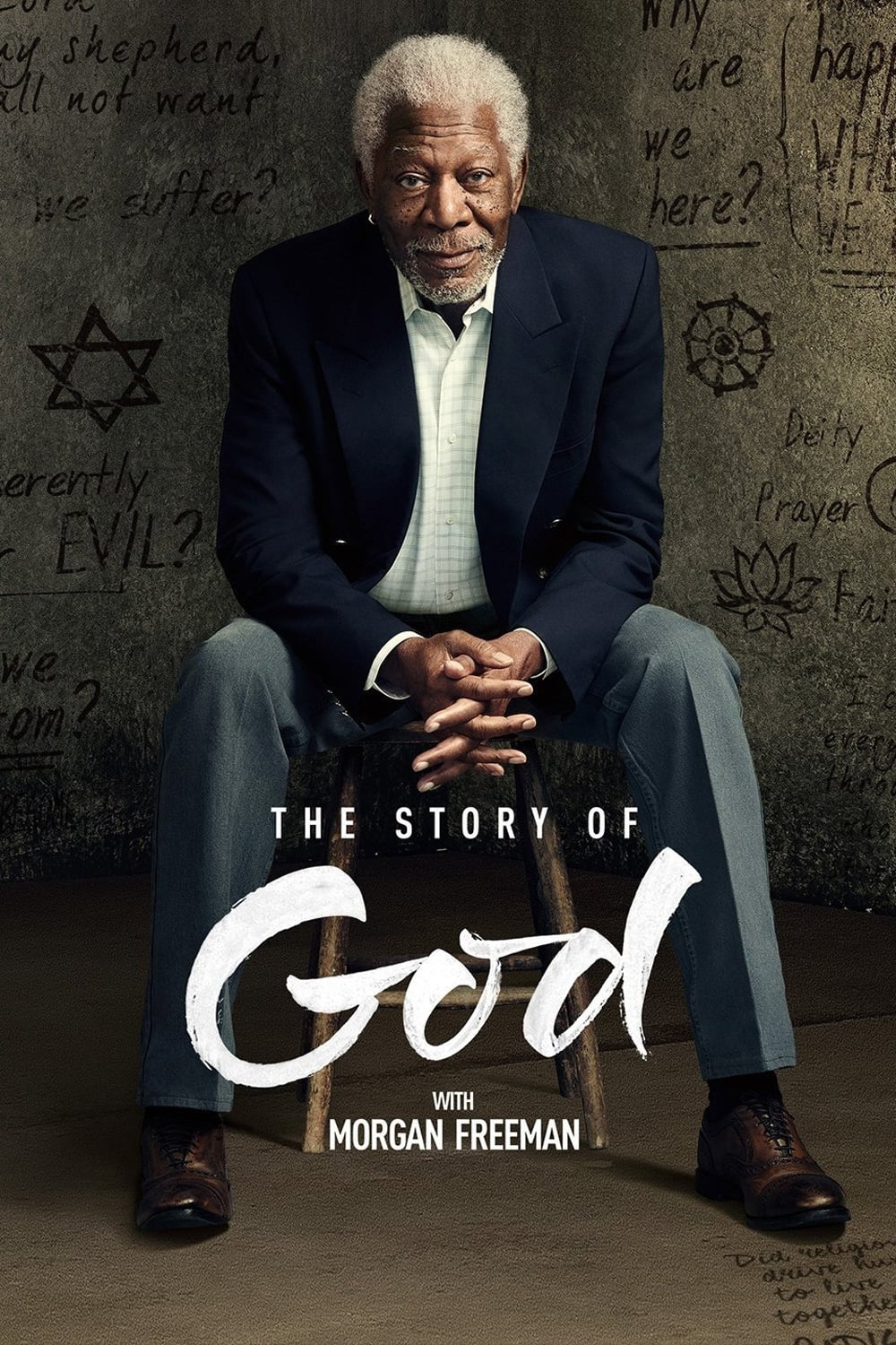The Story of God avec Morgan Freeman series tv complet