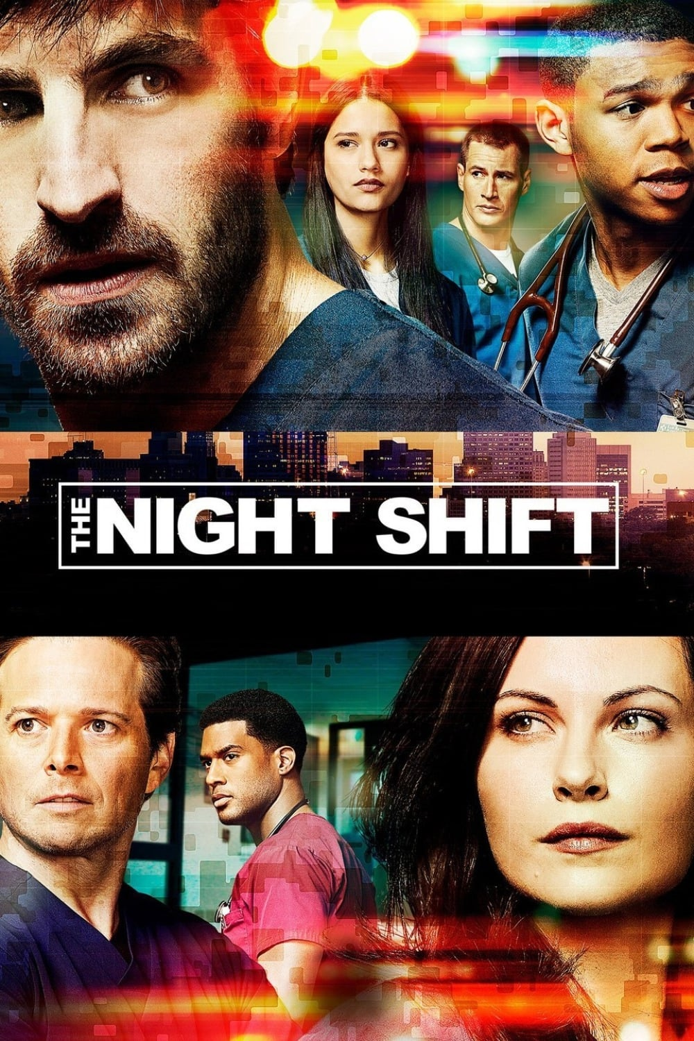Night Shift series tv complet