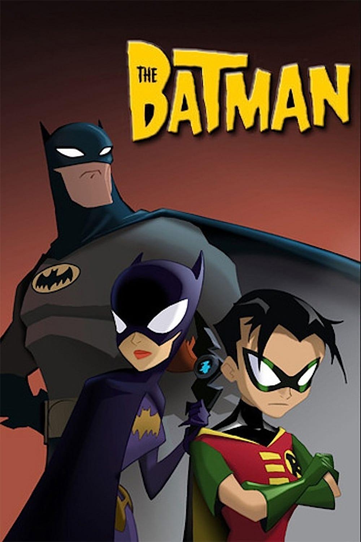 Batman series tv complet