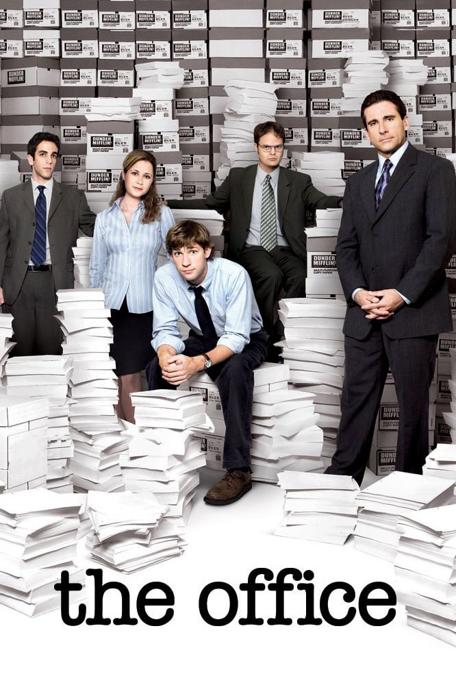 The Office (US) series tv complet