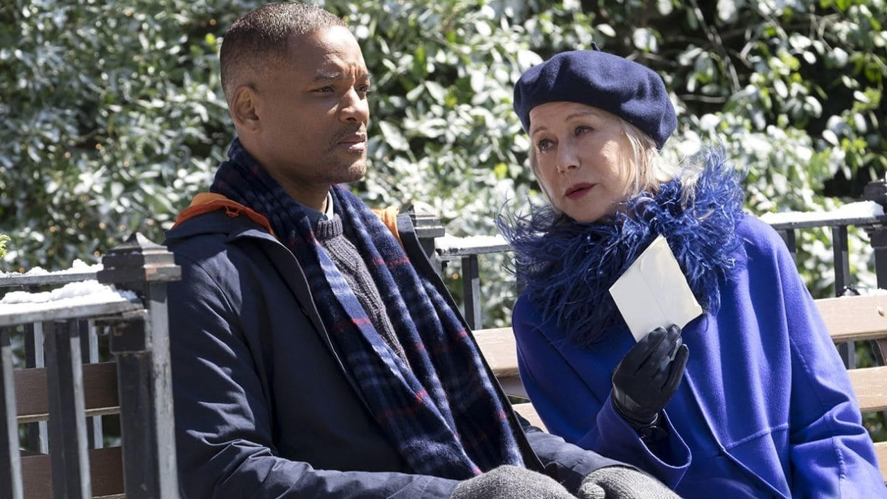 Collateral Beauty (2016) 1080p BrRip x264 - YIFY