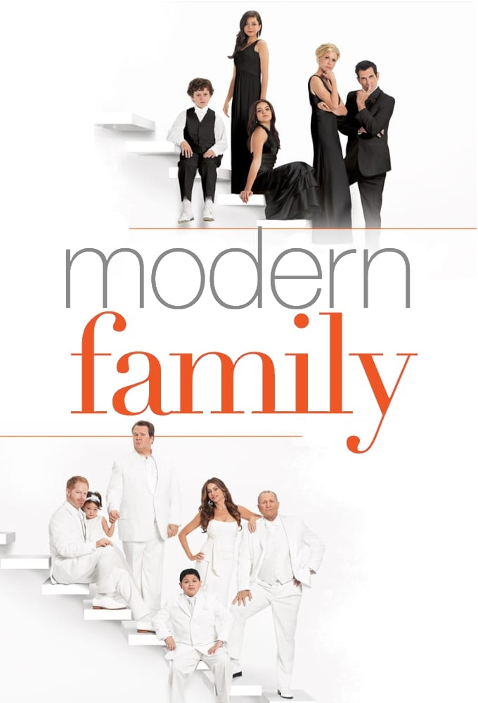 Modern Family series tv complet