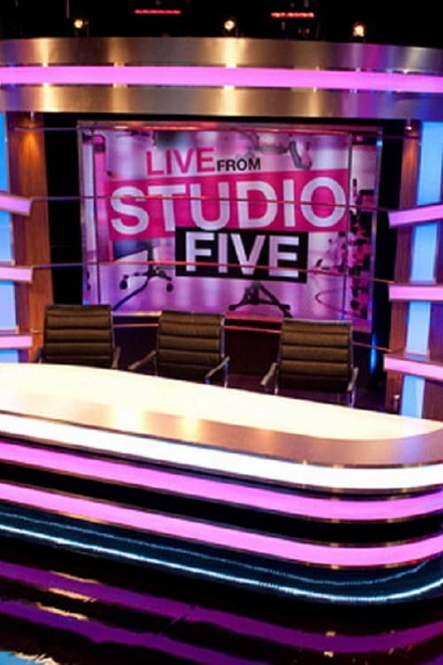 Live from Studio Five series tv complet