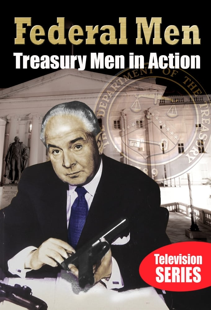 Treasury Men in Action series tv complet