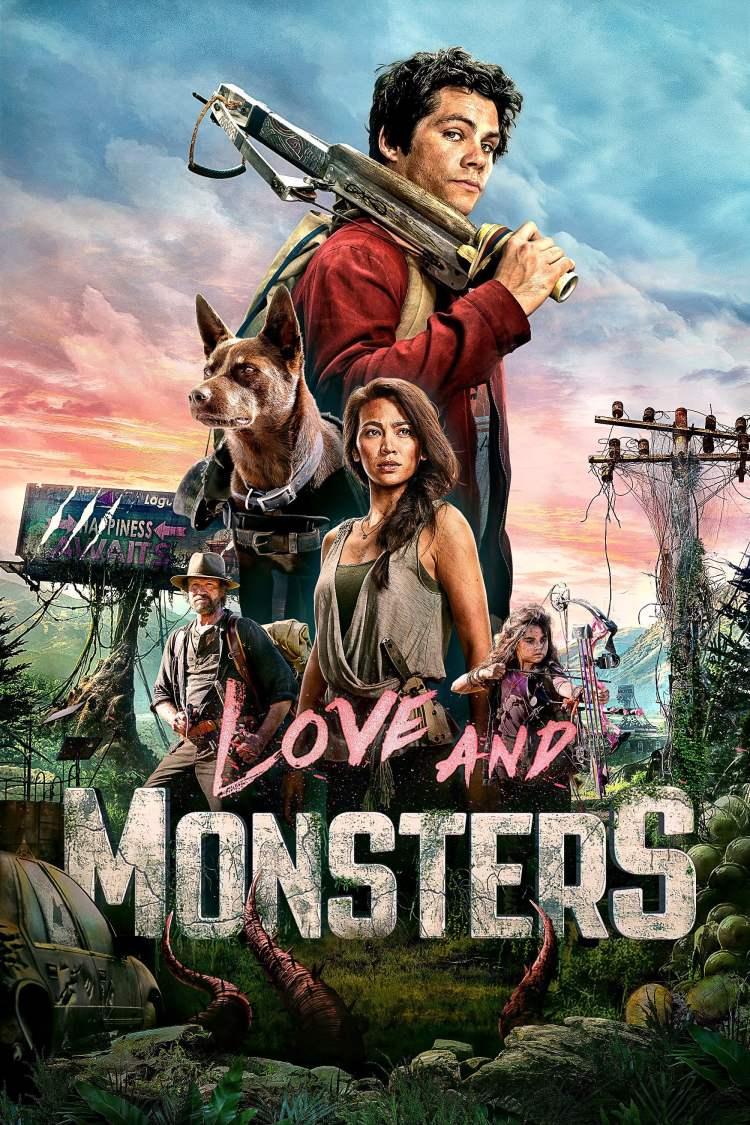 Love and Monsters (2020) Ganzer Film Deutsch