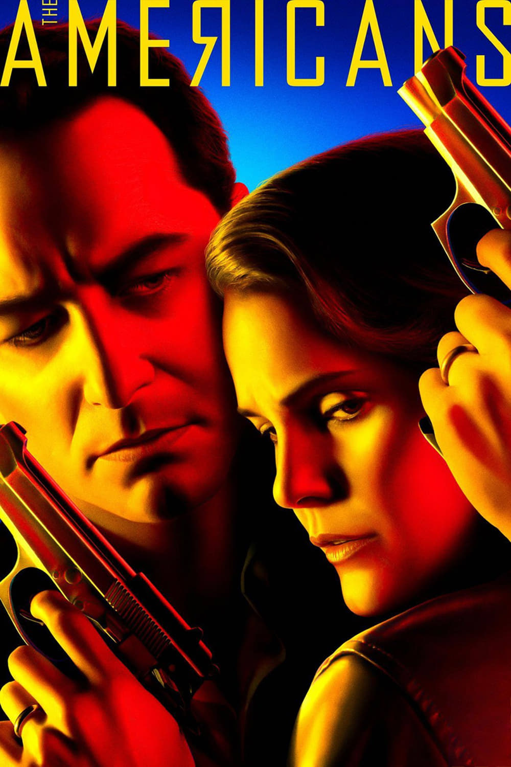 The Americans series tv complet